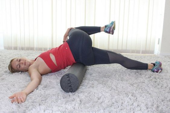 foam roller come si usa