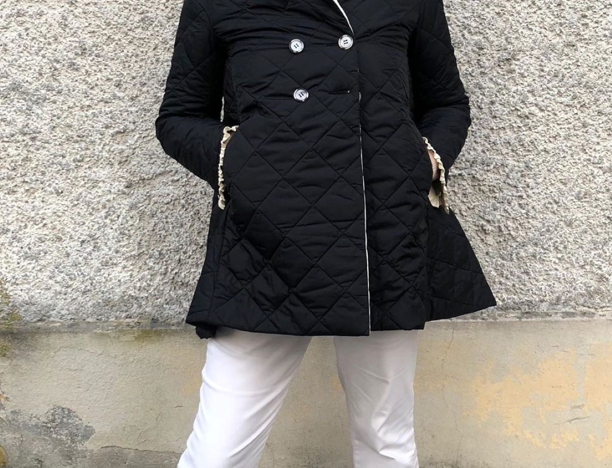 giacca trapuntata autunno inverno 2020-21