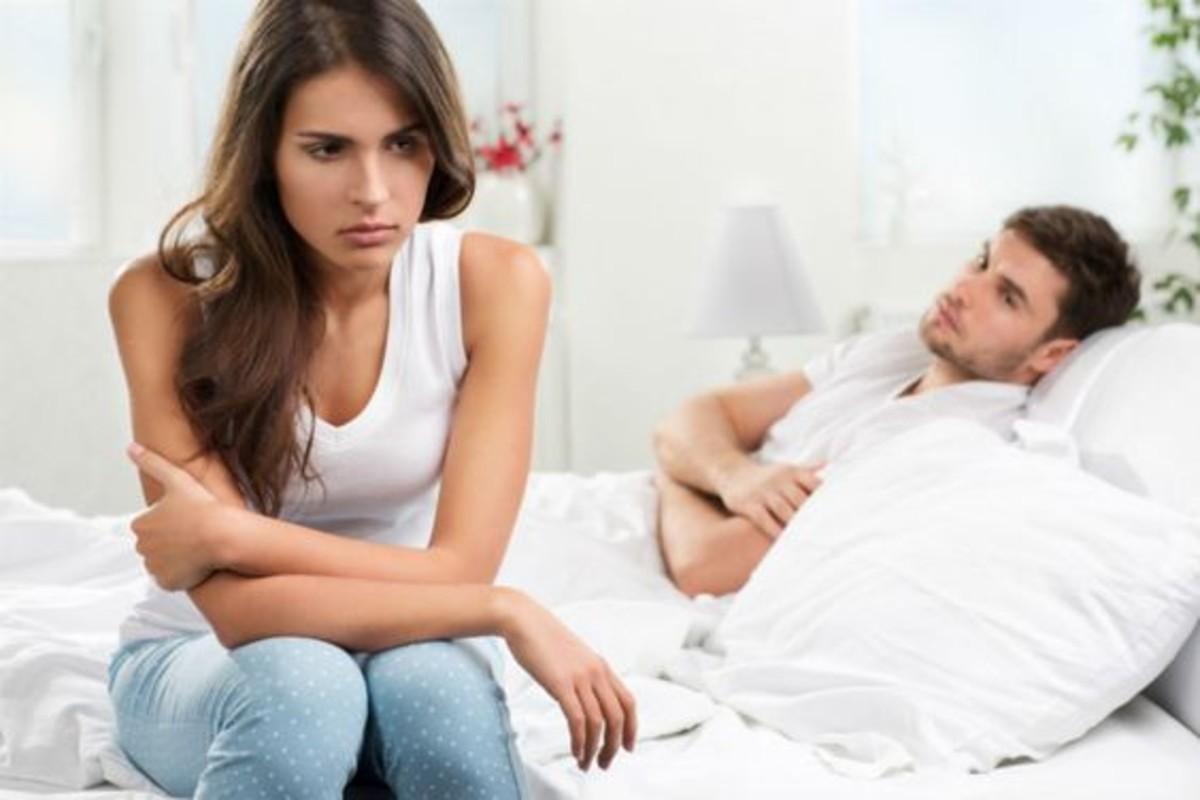 insoddisfazione sessuale