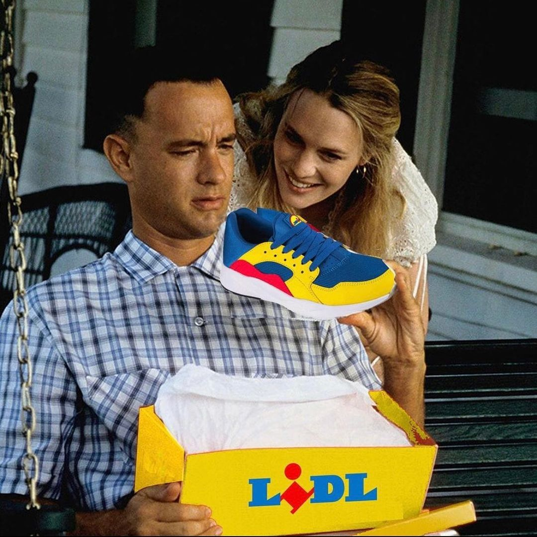 lidl scarpe sold out