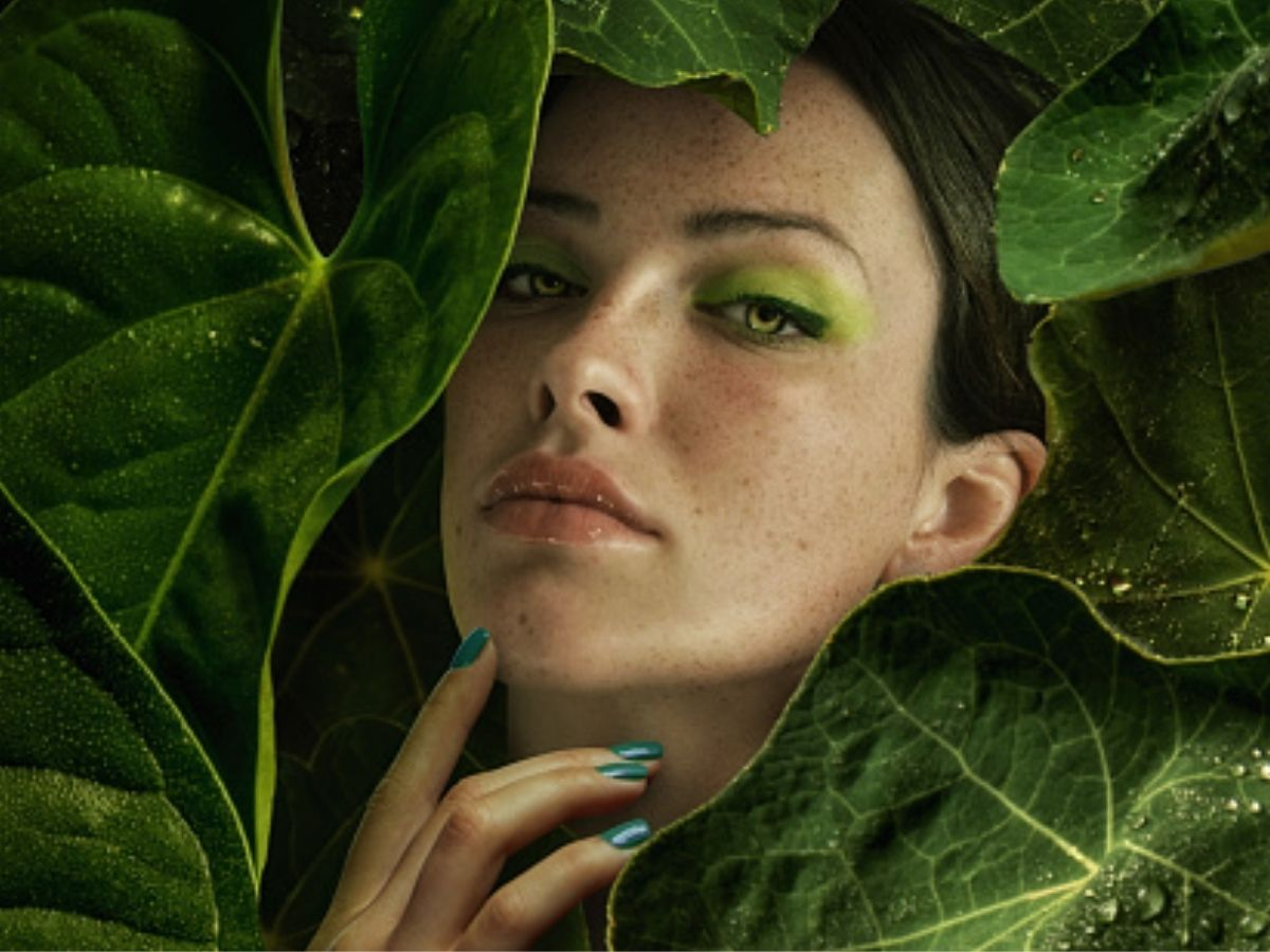 make up green tendenze