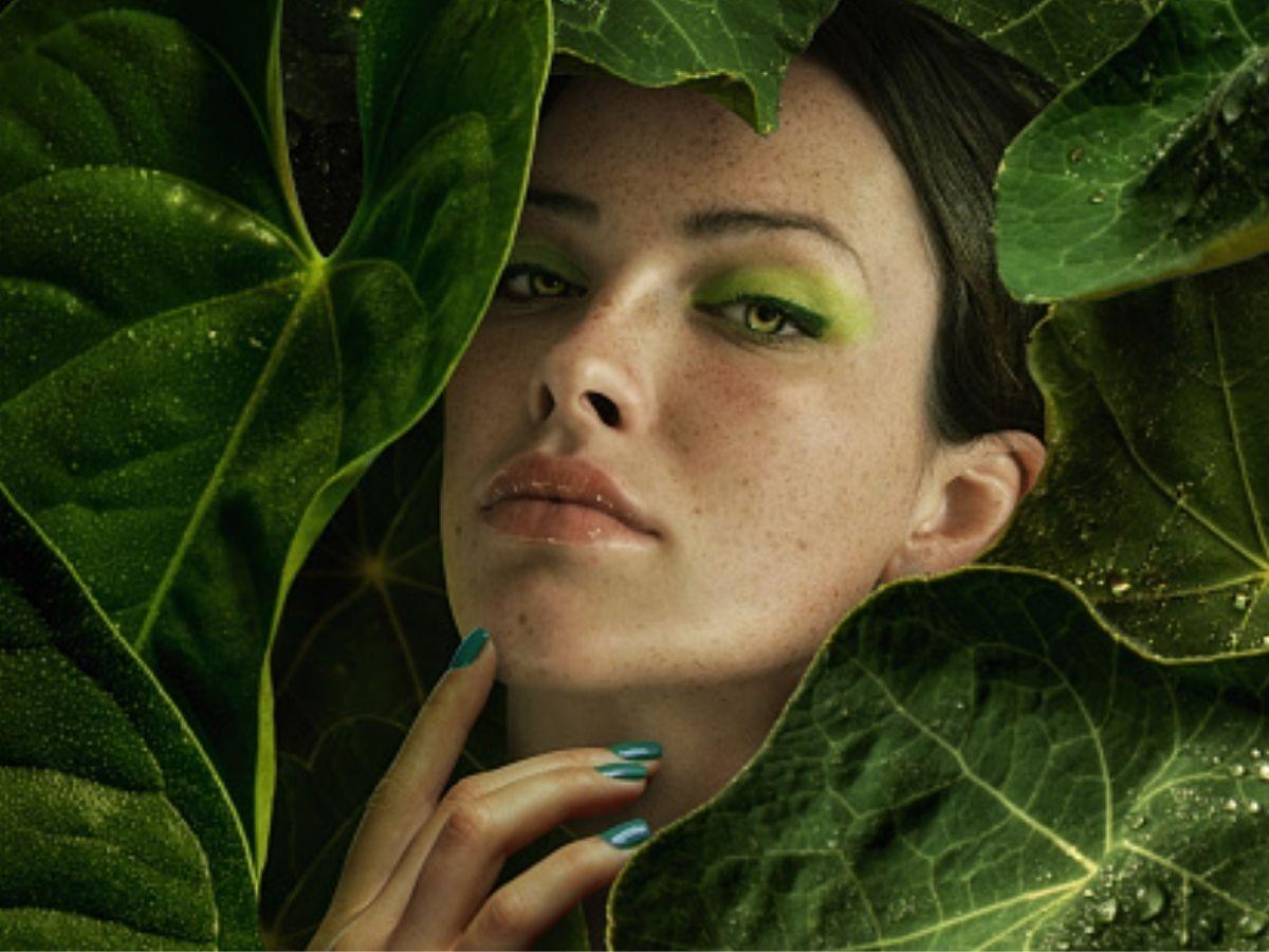 make up green tendenze