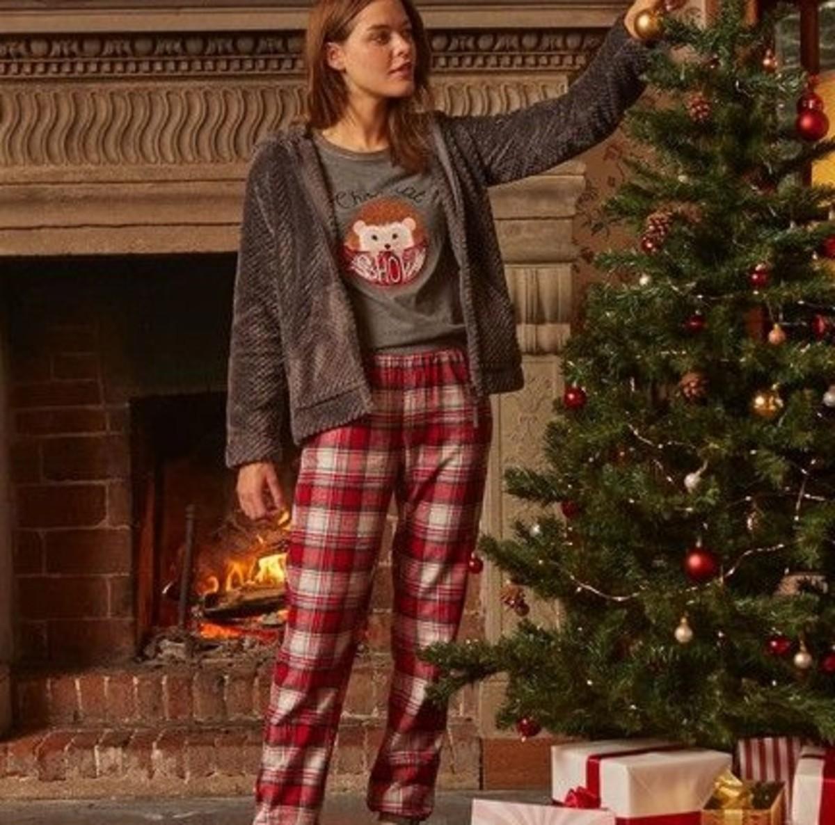 pigiami natalizi