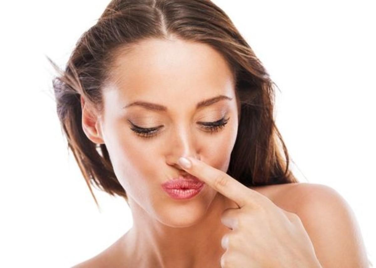 rimpicciolire il naso
