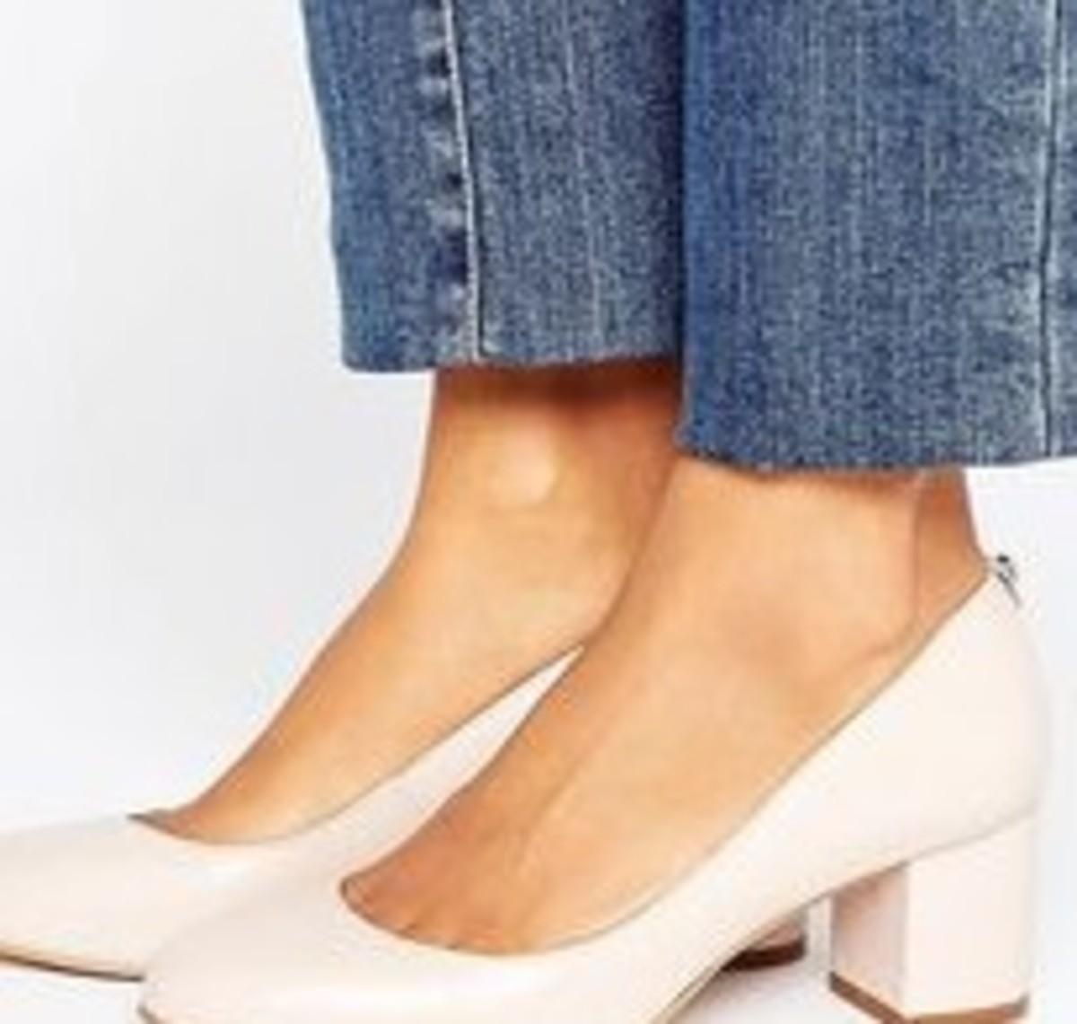 scarpe con il tacco