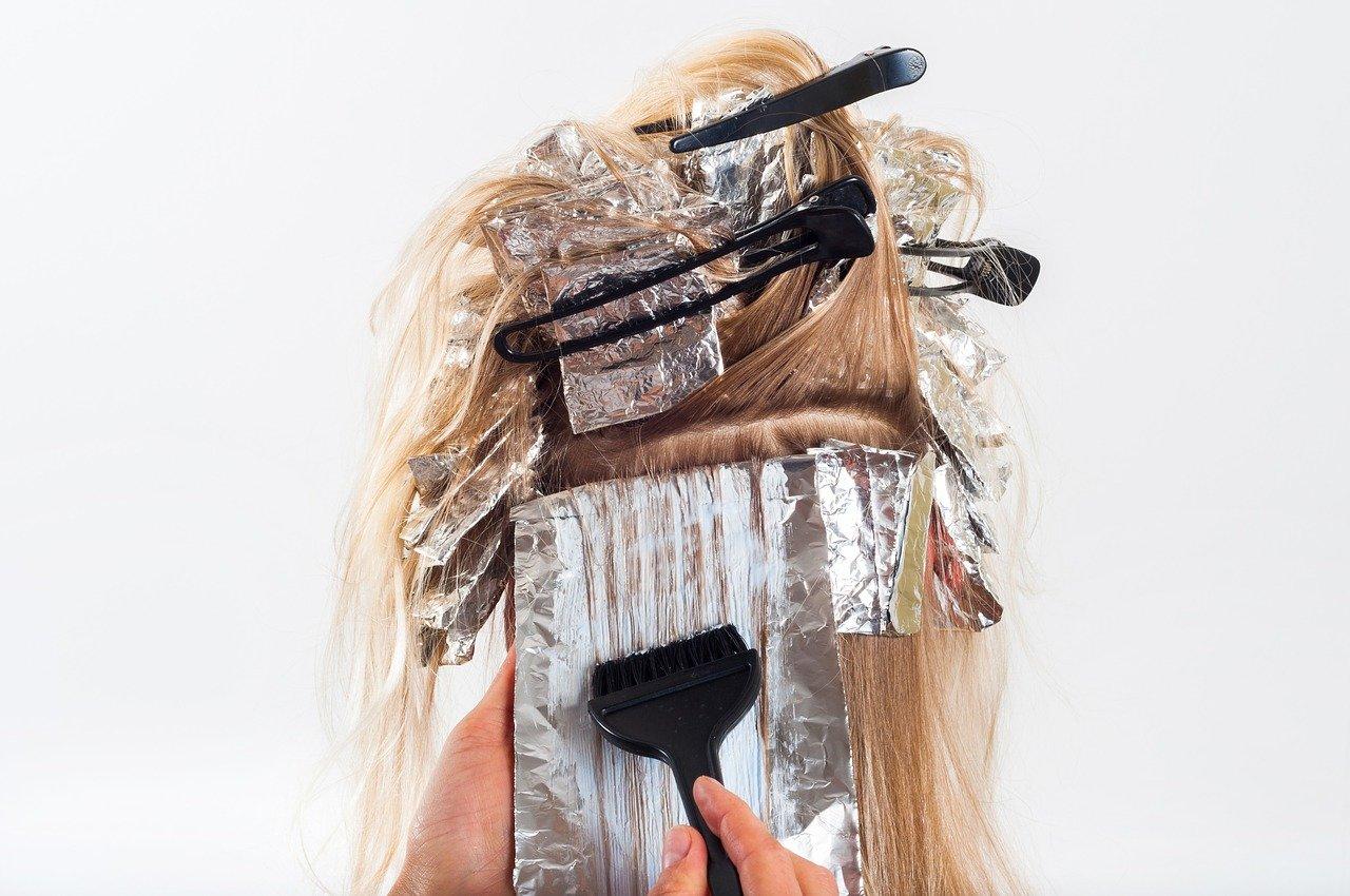 tinta capelli a casa come fare