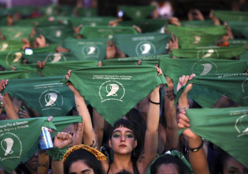 aborto argentina legale