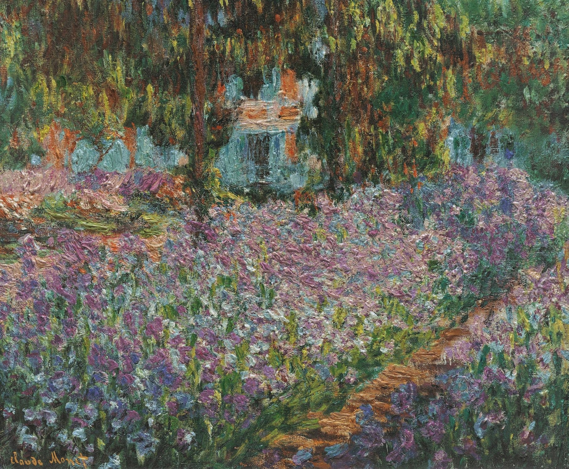chi era claude monet