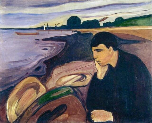 chi era edvard munch