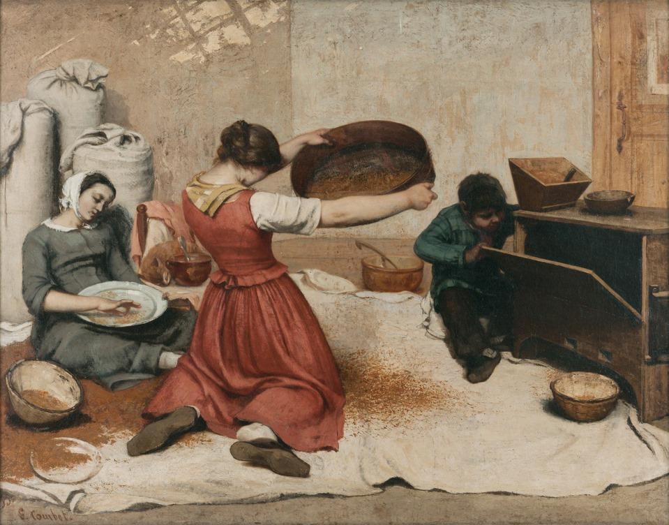 Chi era Gustave Courbet