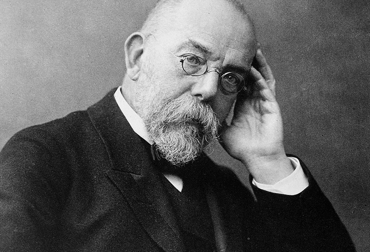 chi era robert koch