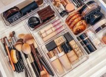 decluttering make up