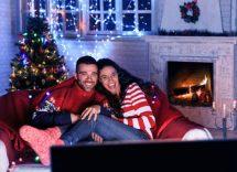 essere pagati per guardare film di Natale