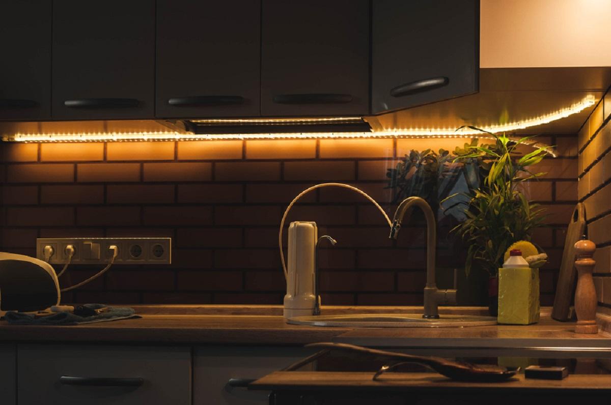 illuminazione intelligente strisce led