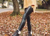 leggings termici tendenze inverno