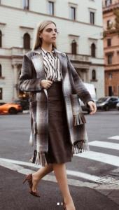 cappotti a vestaglia inverno 2020 21