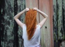 capelli rovinati dalla tinta