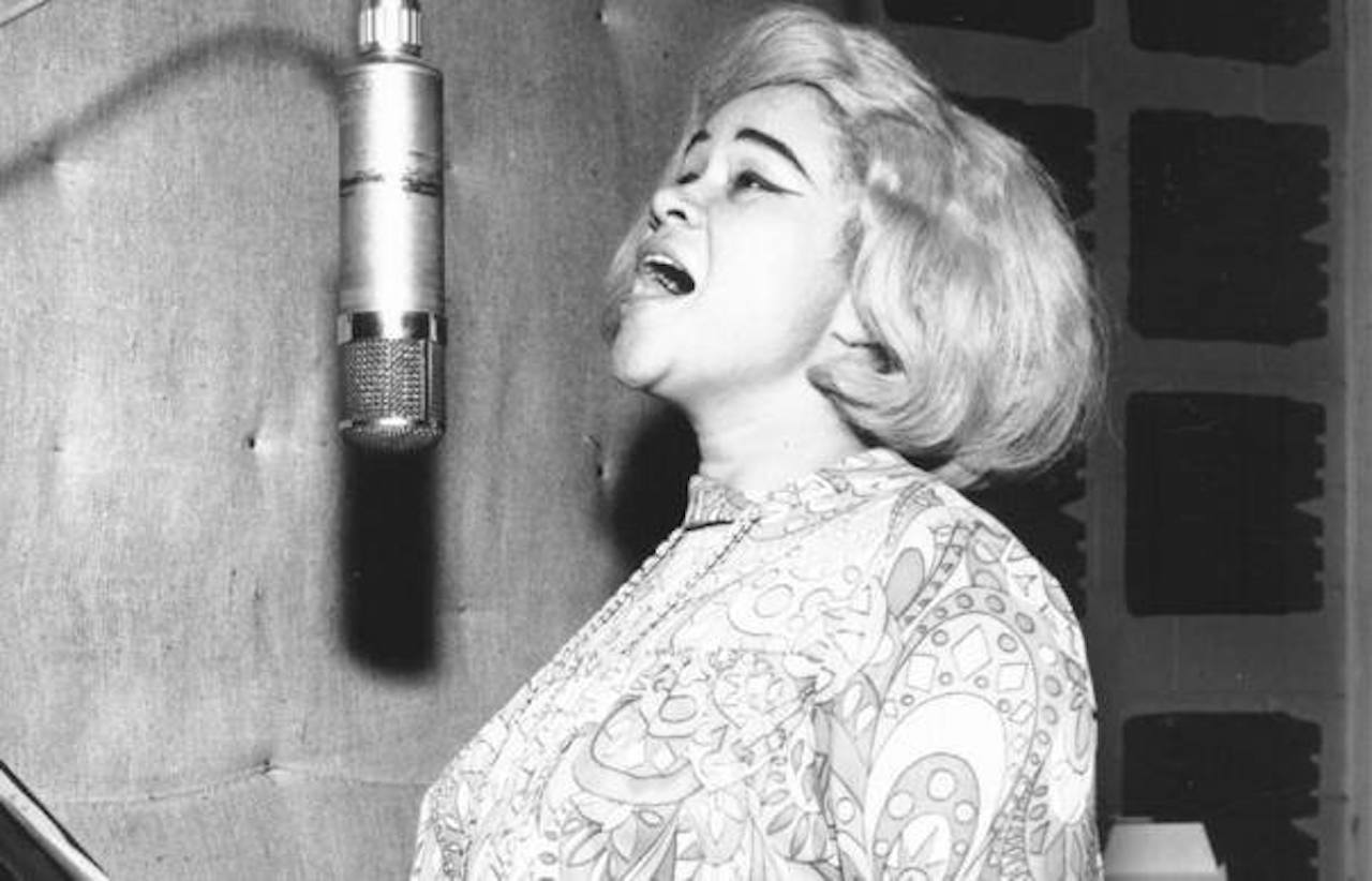 chi era etta james