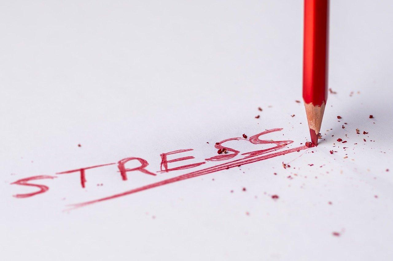 come affrontare stress in ufficio