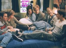 dawsons creek cast oggi