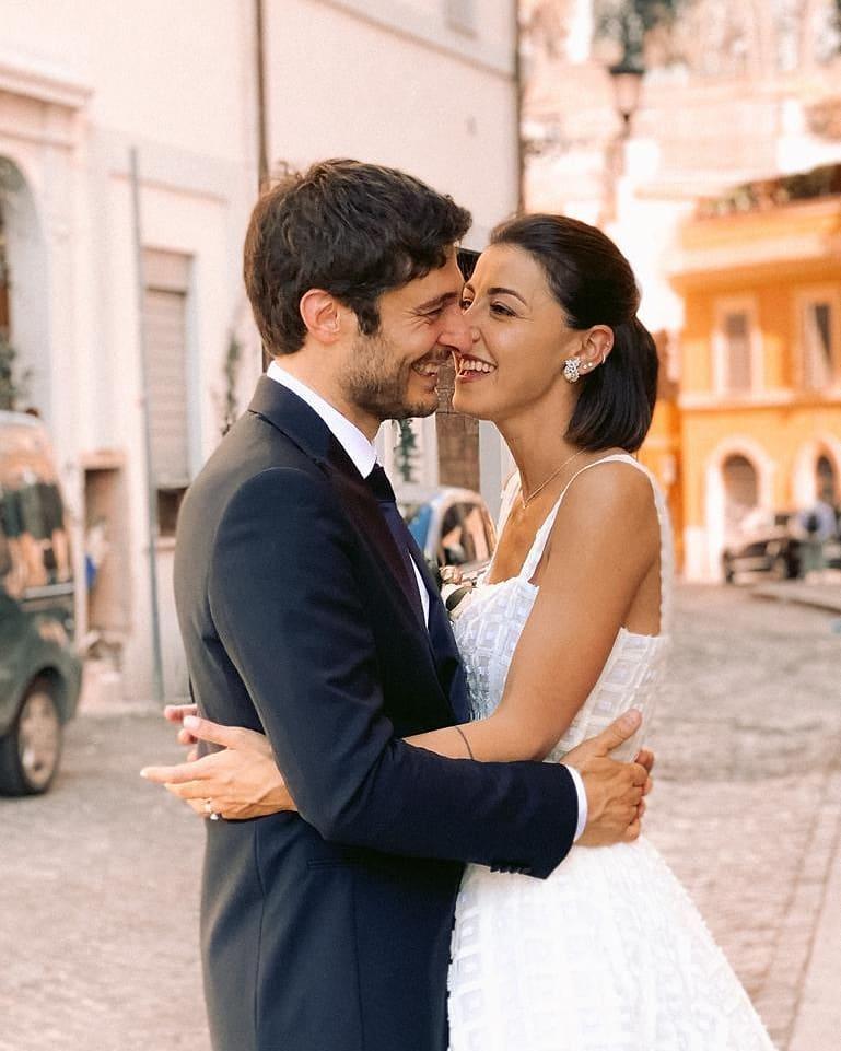 matrimonio lino guanciale