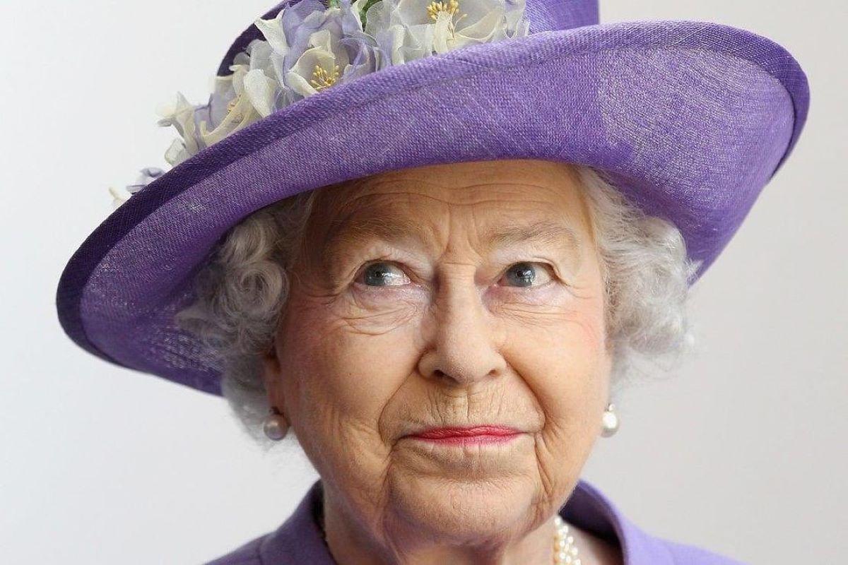 regina elisabetta dieta