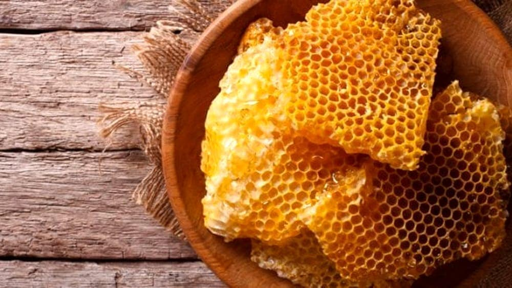 cera d'api manicure giapponese