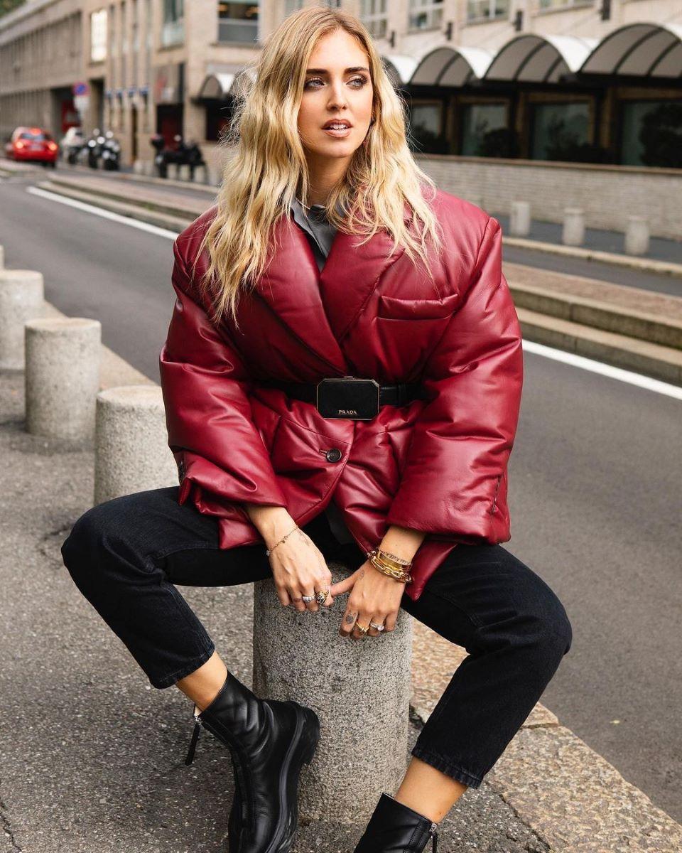 cintura sopra giacca nuovo trend