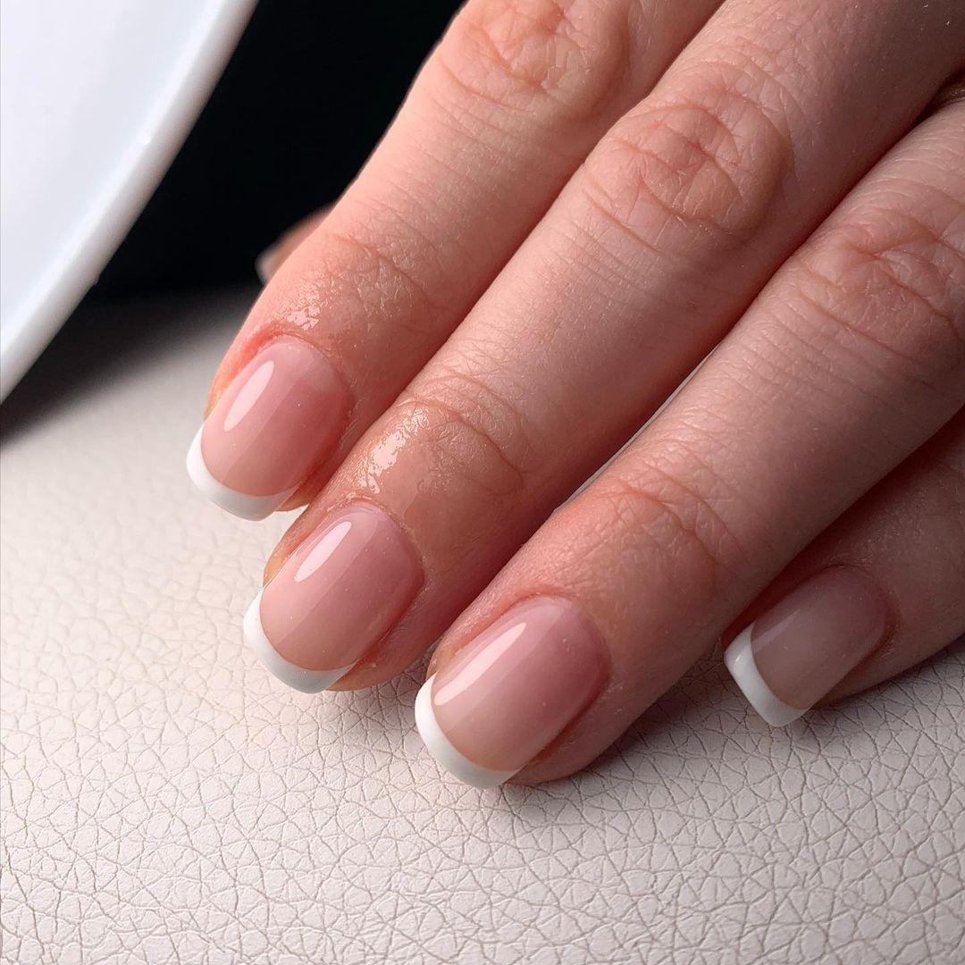 french unghia corta