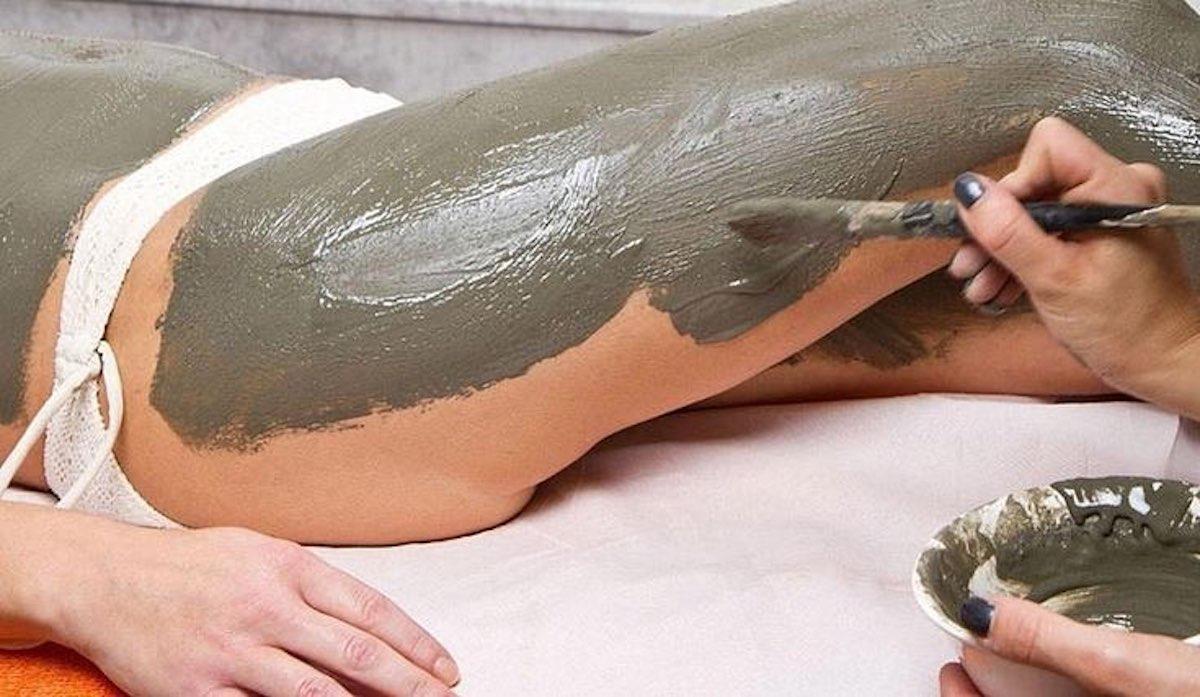 I benefici dei fanghi anticellulite