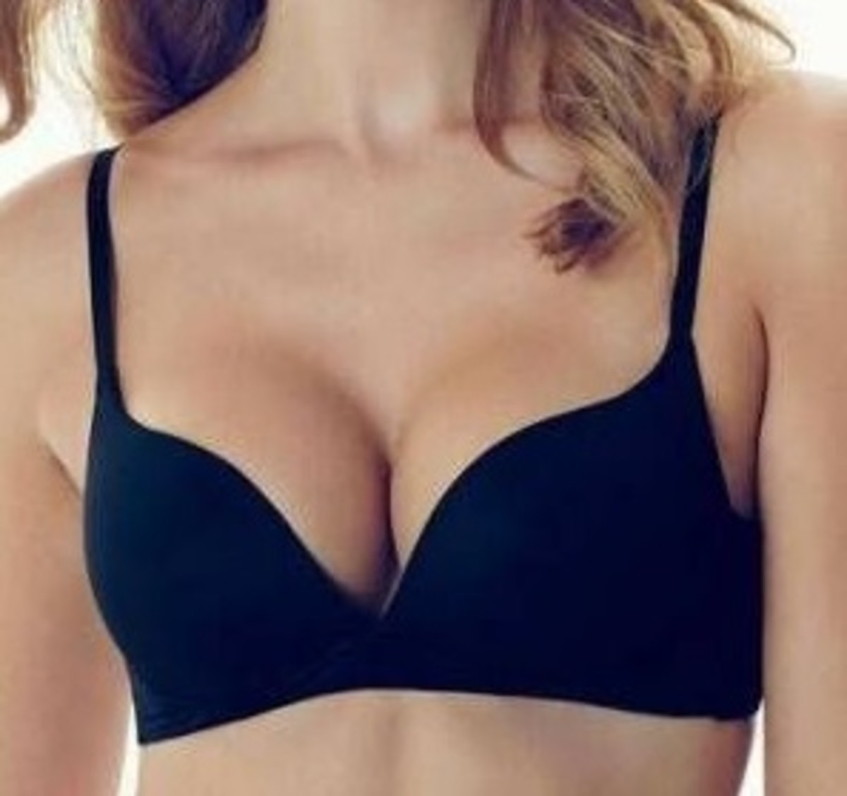 reggiseno push up