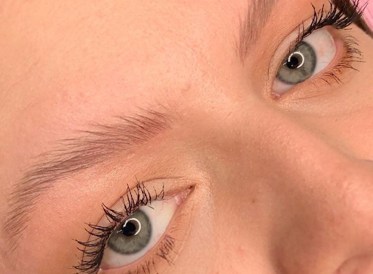 soap brows tendenza sopracciglia insaponate
