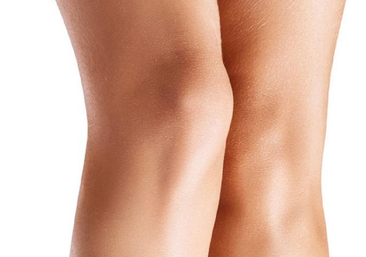tonificare e snellire ginocchia