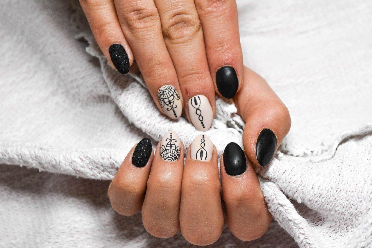 unghie corte come valorizzarle