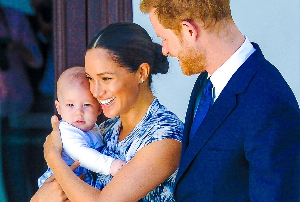 archie mountbatten windsor chi è