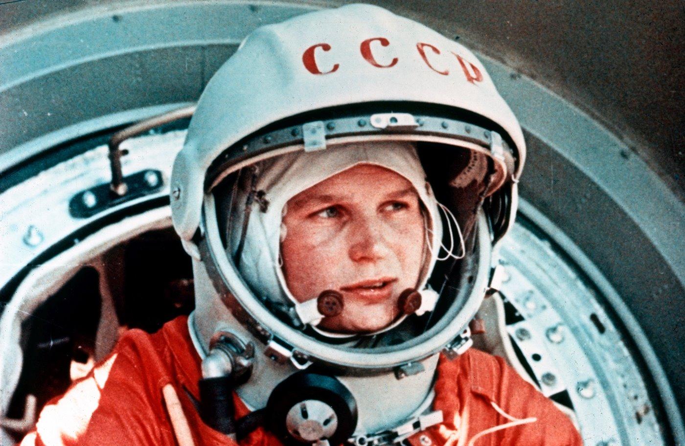 chi è valentina tereshkova