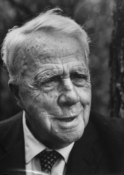 Chi era Robert Frost