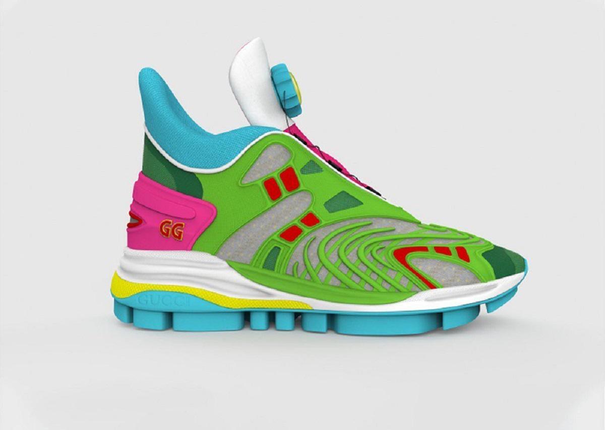 gucci scarpe virtuali