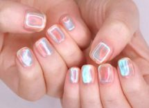 ice nails tendenze unghie