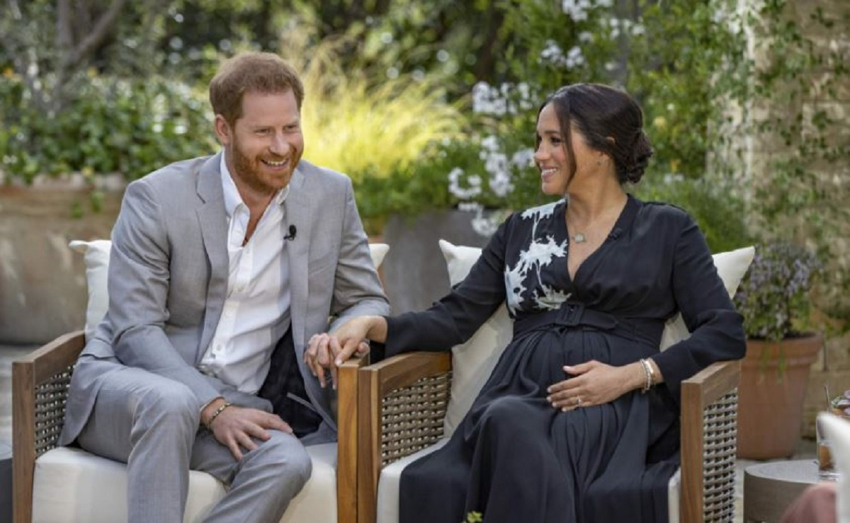 intervista harry meghan costo