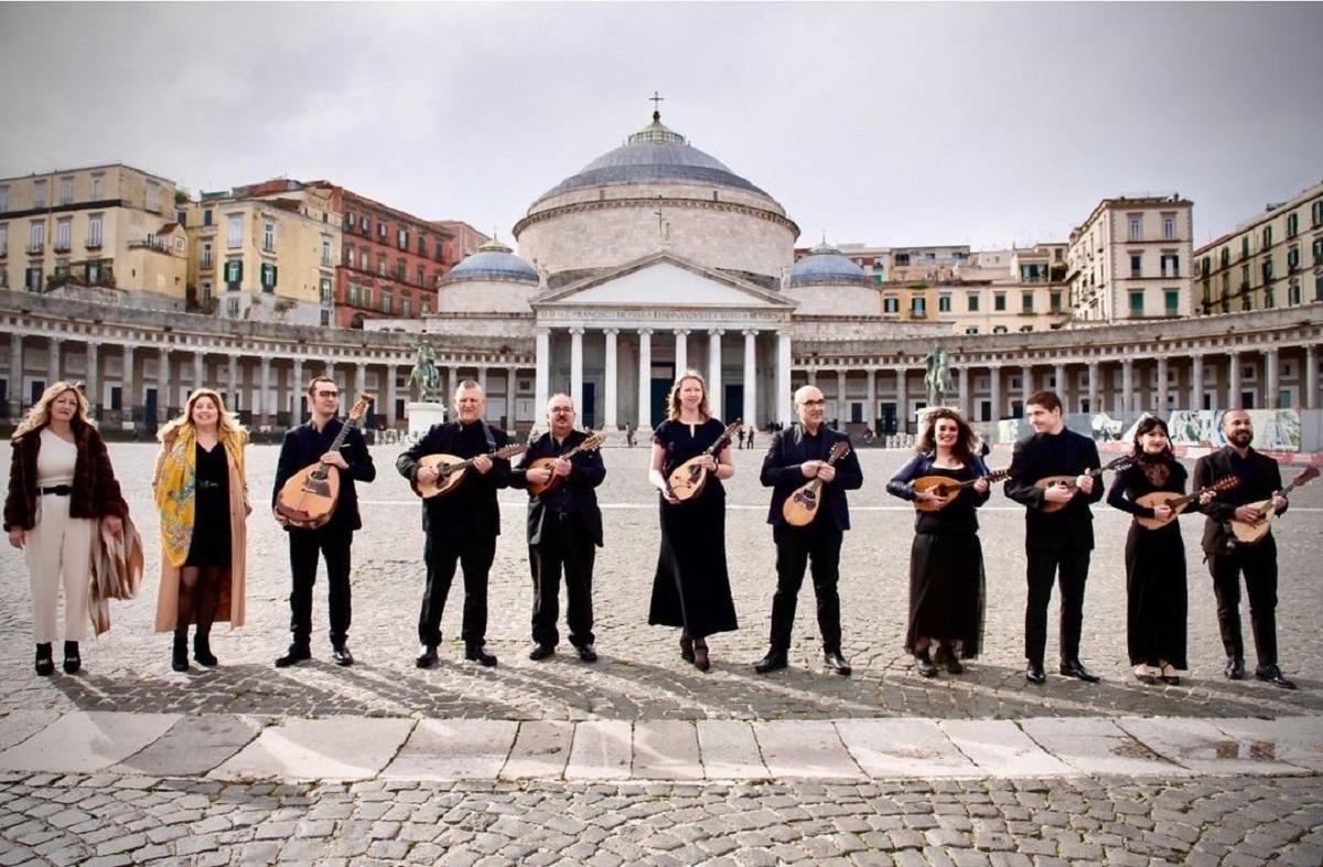 napoli mandolin orchestra chi sono