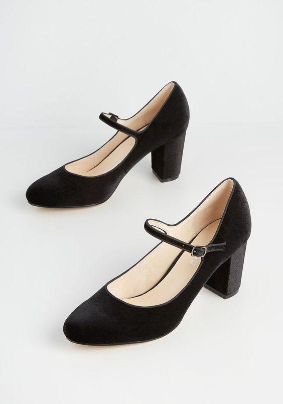 scarpe con il tacco comode