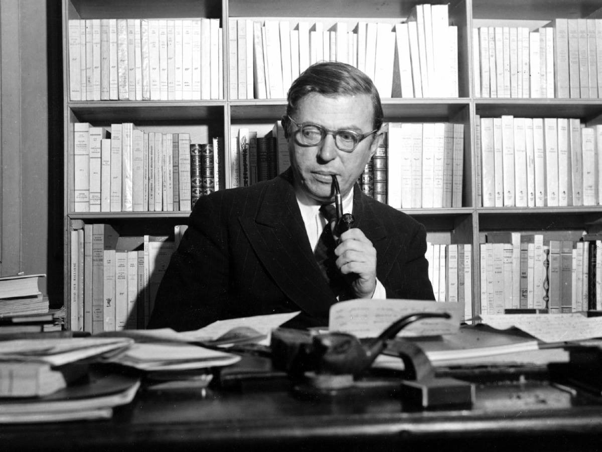 Chi era Jean-Paul Sartre