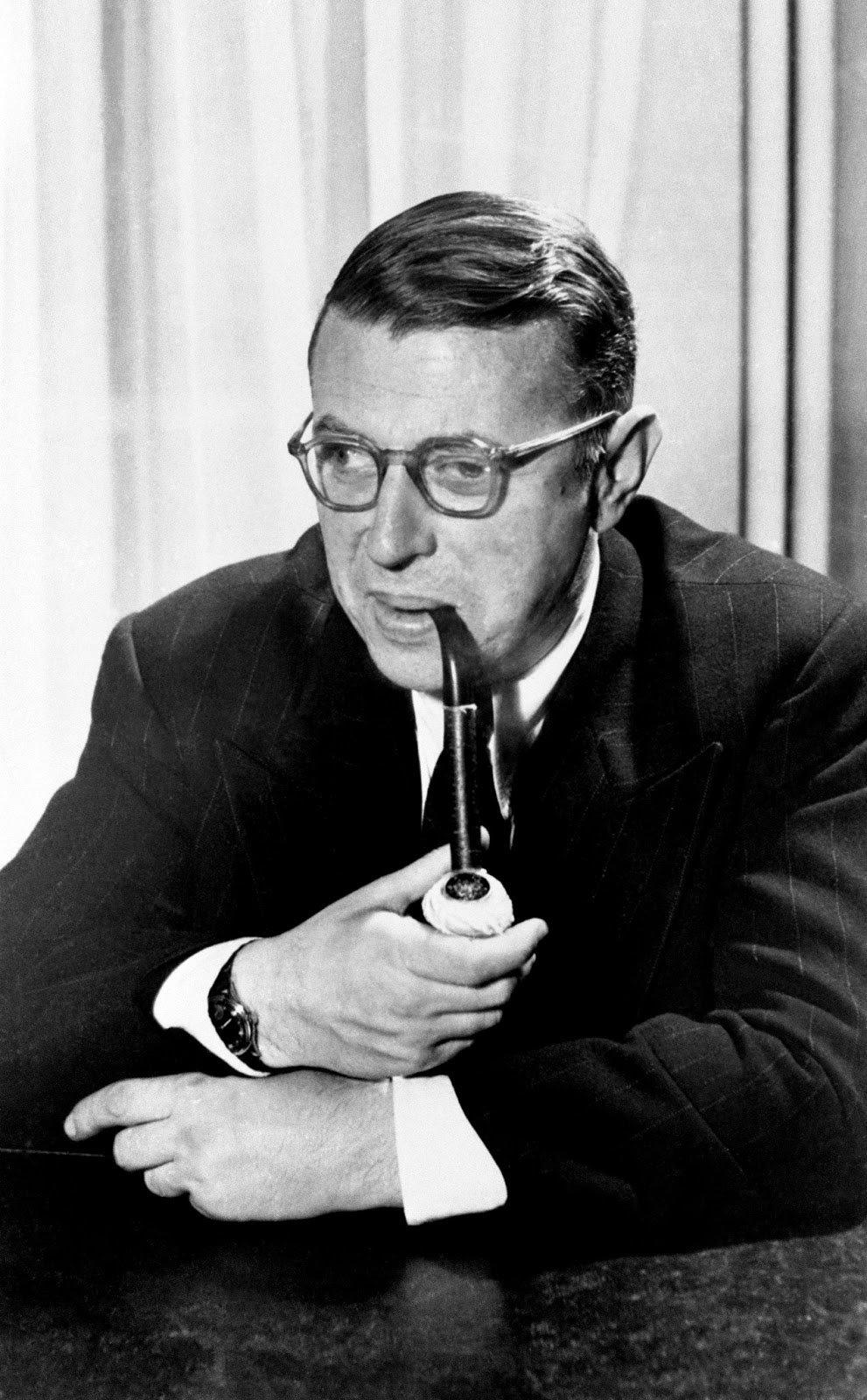 Chi era Jean-Paul Sartre
