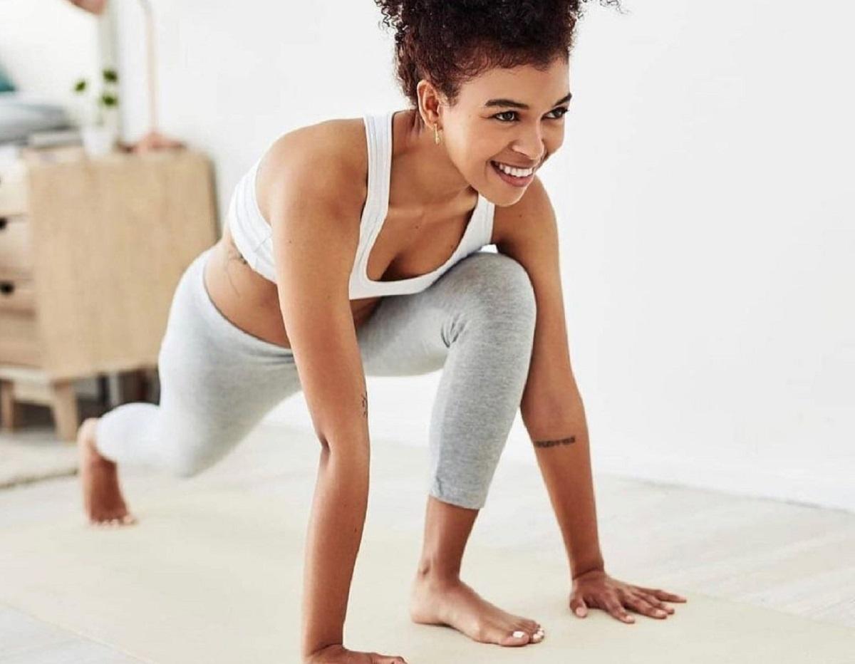 body shape esercizi da fare a casa