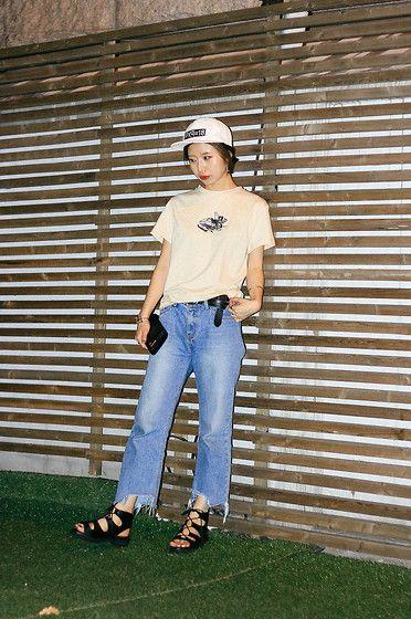 come abbinare i jeans con stile