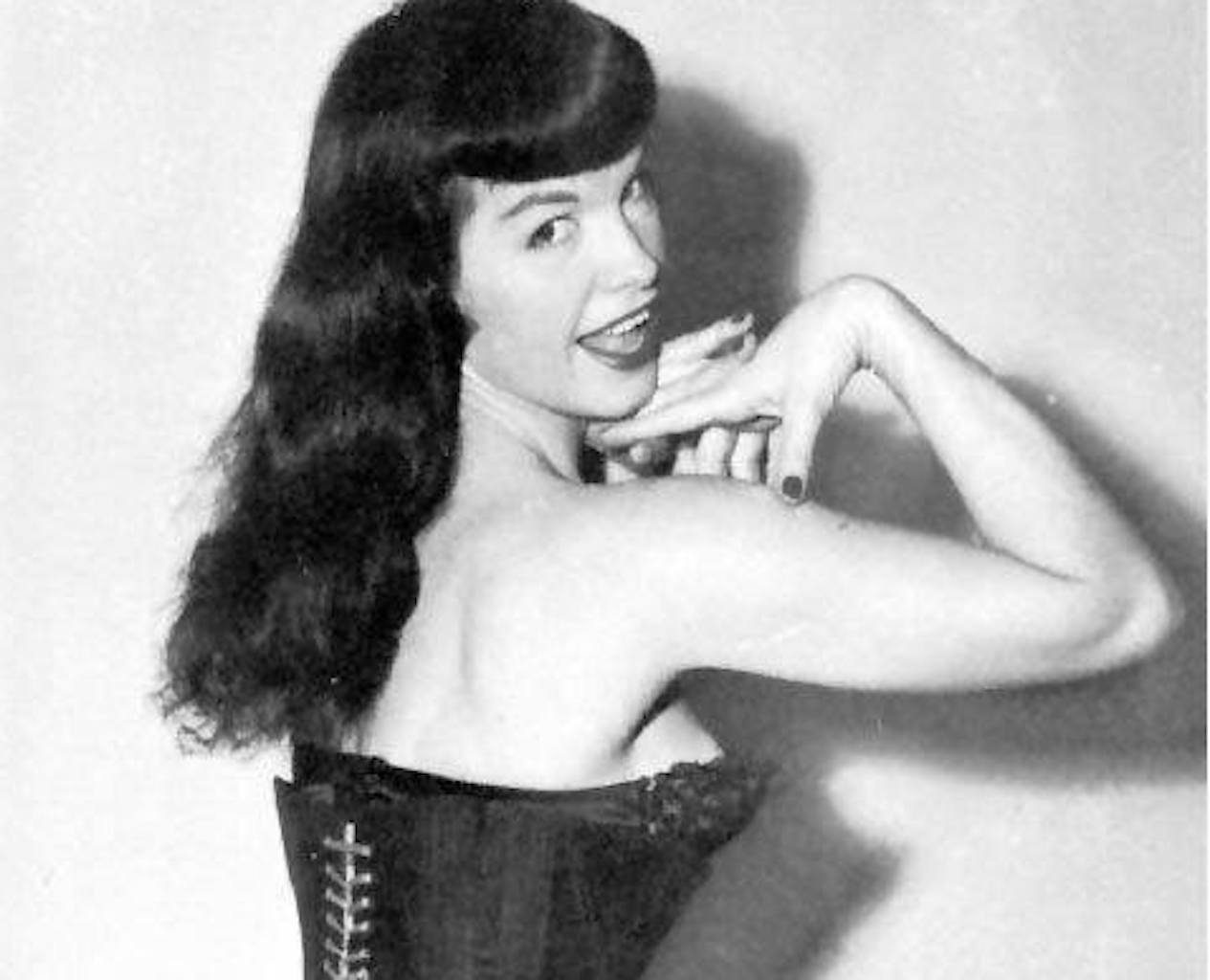chi era bettie page