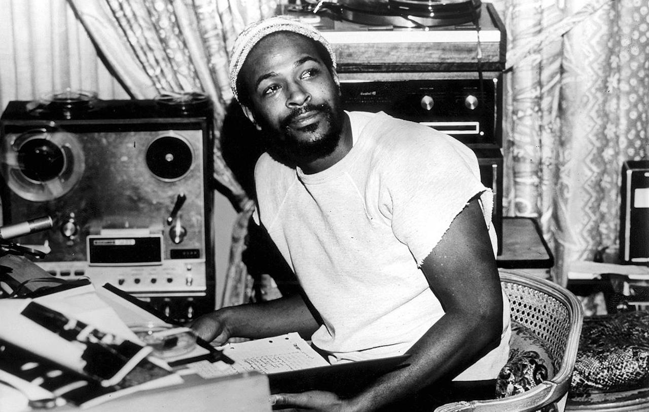 chi era marvin gaye