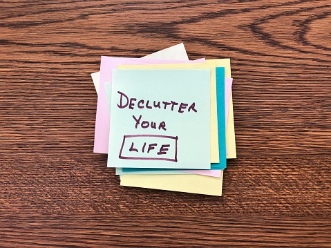 decluttering cos'è e come funziona