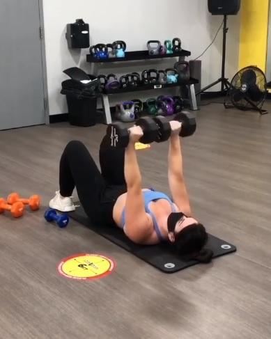 esercizio seno